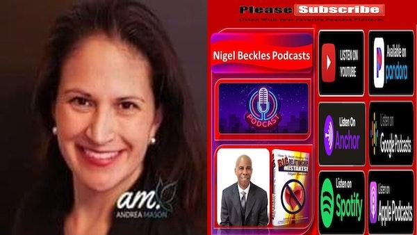 Andrea Mason Personal Development Coach Image
