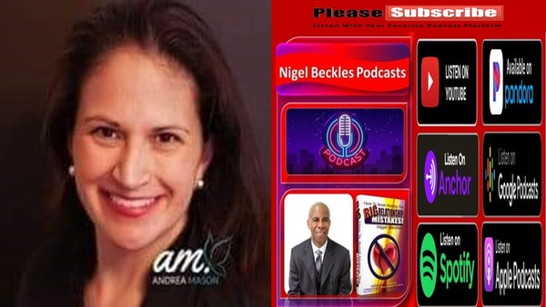 Andrea Mason Personal Development Coach