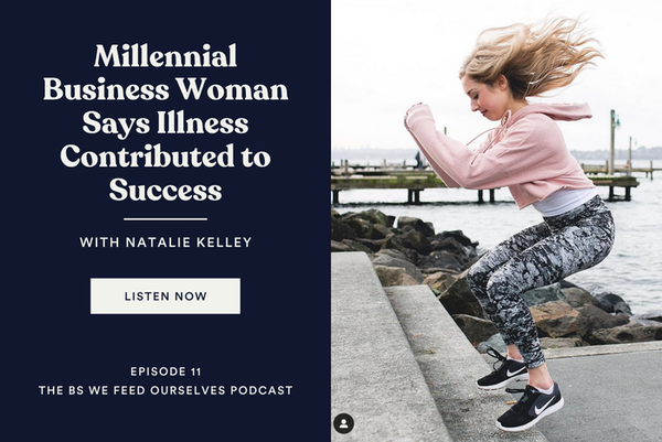11. Millennial Business Woman Says Illness Contributed to Success