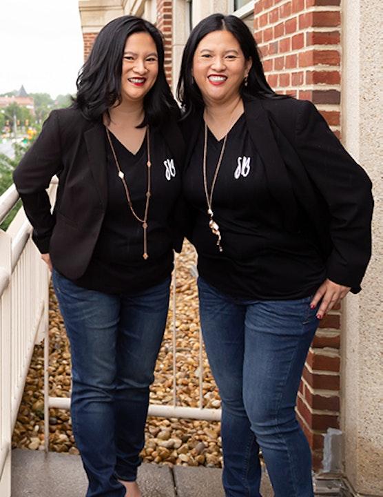 Twin Tech Entrepreneurs Lily & Patricia Image