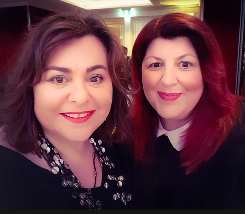 Finding our Brave + Making Bold Moves A Conversation With Mina Italiano + Adele Selby