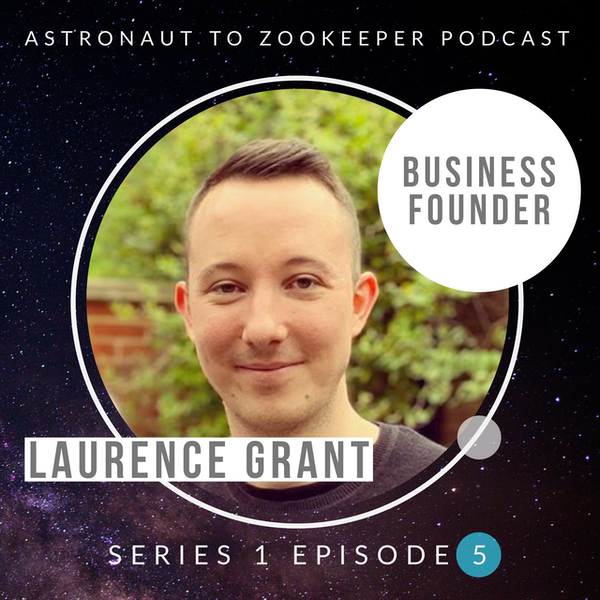 Business Founder - Laurence Grant Image