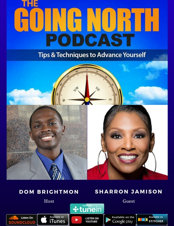 "74 - ""Deciding to Soar"" with SharRon Jamison (@SharRonJamison)"
