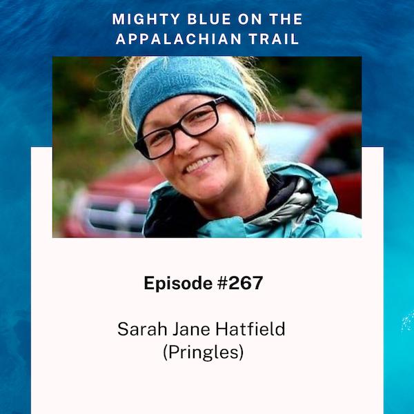 Episode #267 - Sarah Jane Hatfield (Pringles)