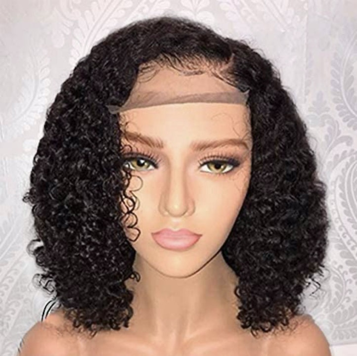 Don't Sleep On Lace Front Wigs On Amazon! Jessica Hair, Hair Review.