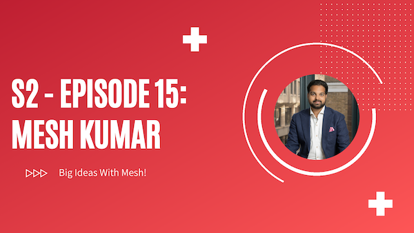 My Thoughts, Musings And Feelings As 2020 Draws To A Close: Mesh Kumar, Serial Entrepreneur and Podcast Host Image
