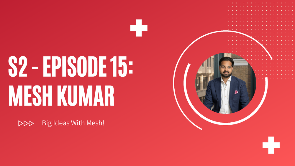 My Thoughts, Musings And Feelings As 2020 Draws To A Close: Mesh Kumar, Serial Entrepreneur and Podcast Host
