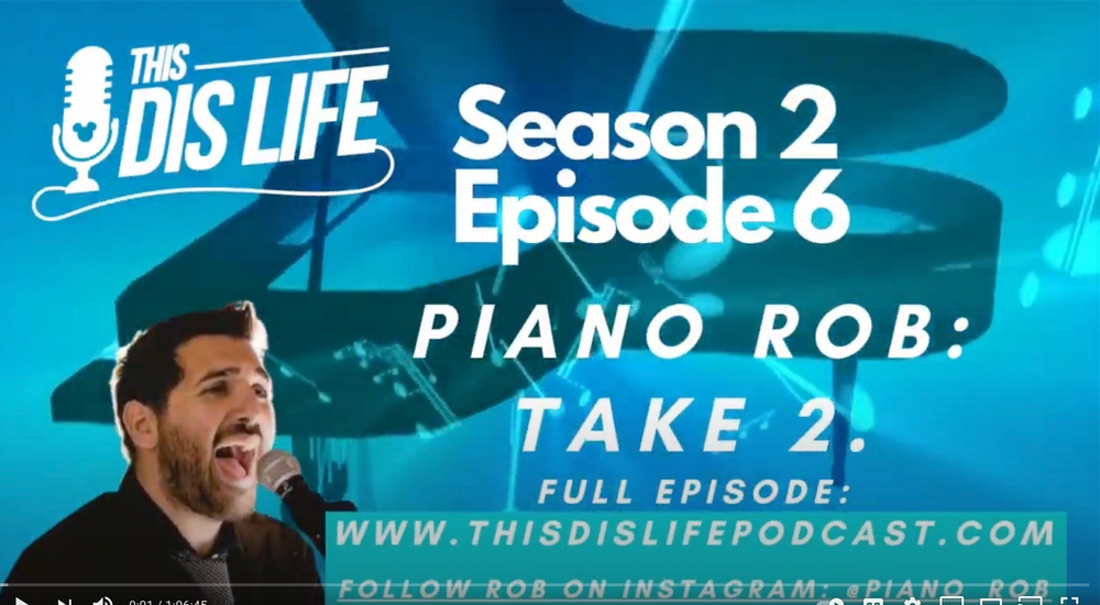 Piano Rob: Take Two