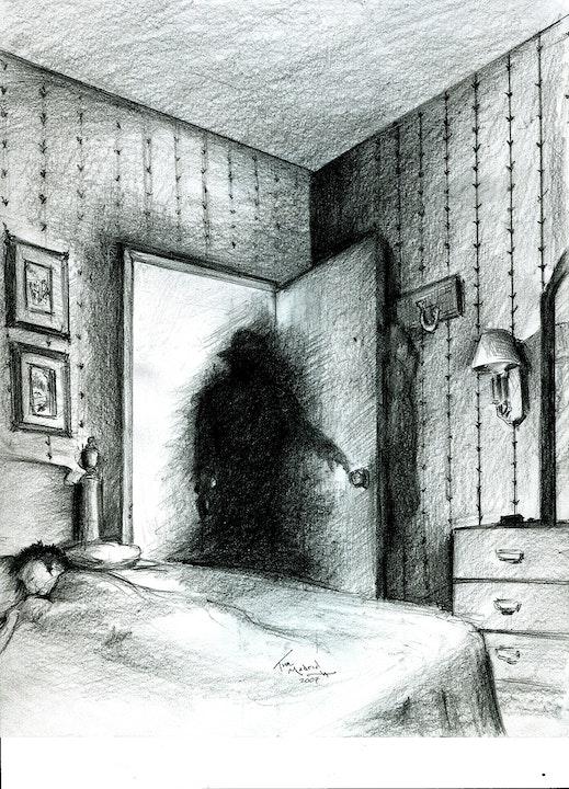 Shadow People & the Hatman