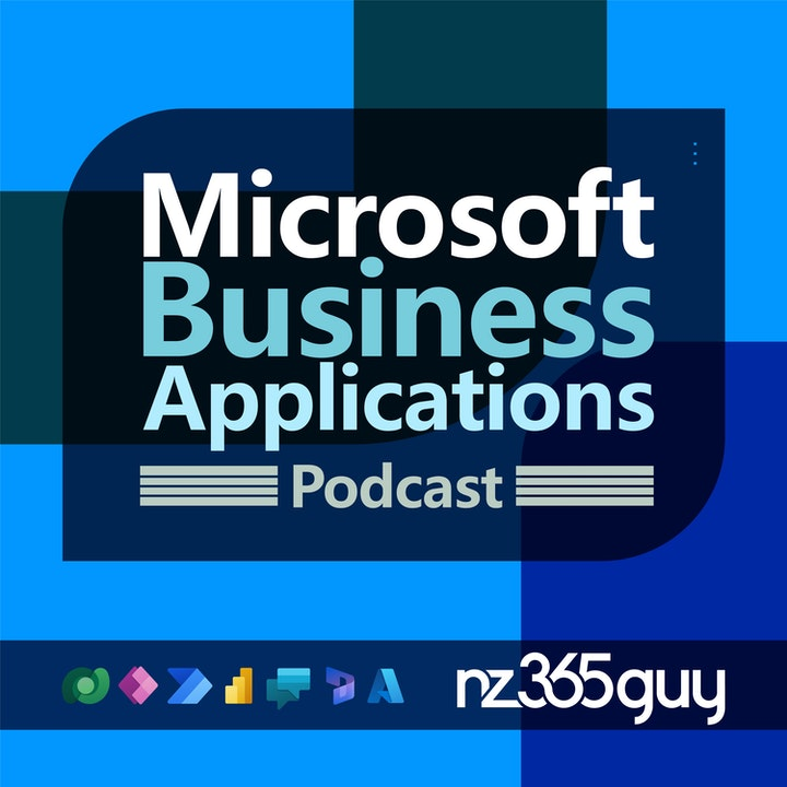 Microsoft Business Applications Podcast