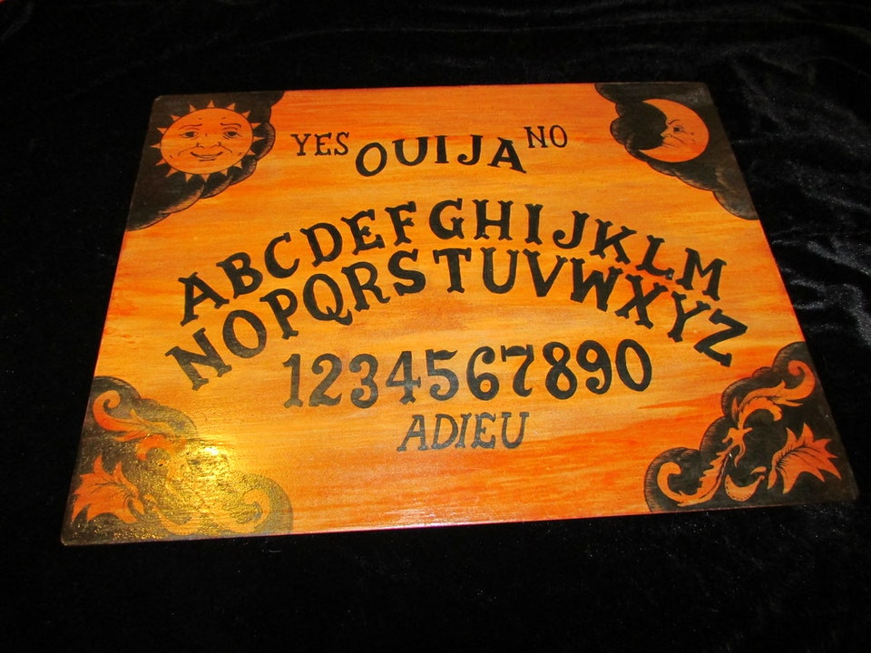 The Vallecas Case & Other Espooky Ouija Board Tales