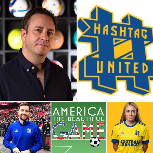 Matchday 9 - Neil Smythe, Hashtag United Image