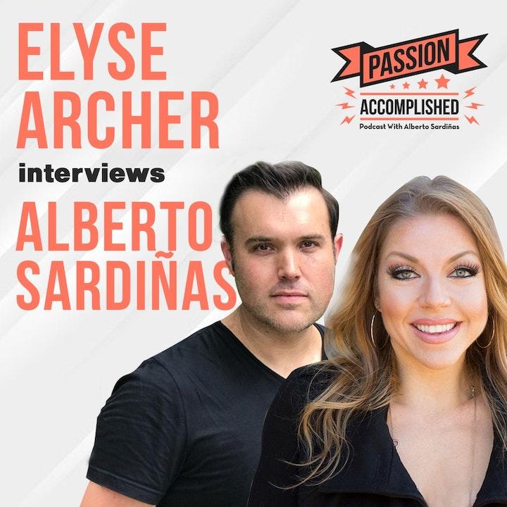 Alberto Sardiñas interviewed by Elyse Archer