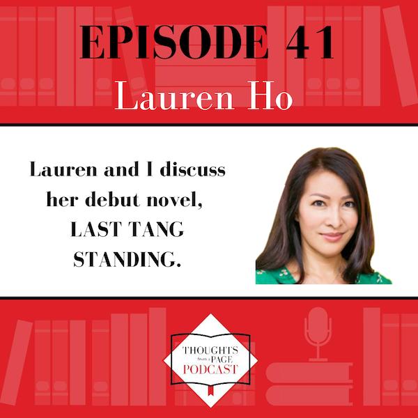 Lauren Ho - LAST TANG STANDING