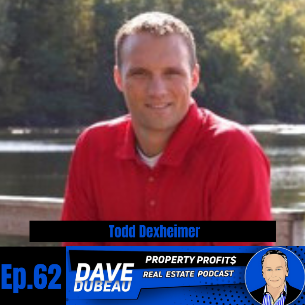 Transitioning Your Investors From One R.E.I. Strategy To Another with Todd Dexheimer Image