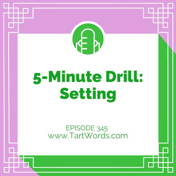 5-Minute Drill: Setting