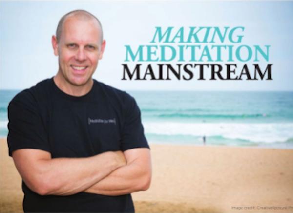 S2E08 - Making Meditation Mainstream founder and all round great human Jason Partington