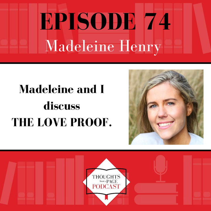 Madeleine Henry - THE LOVE PROOF
