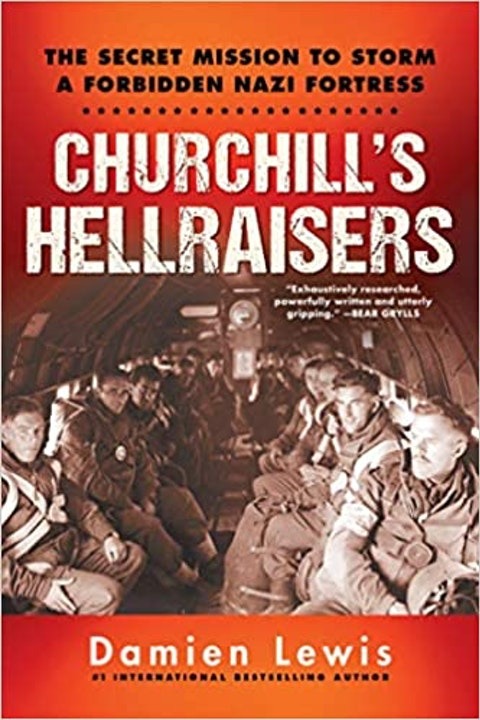 62 Churchill's Hellraisers by Damien Lewis PART 2 Image