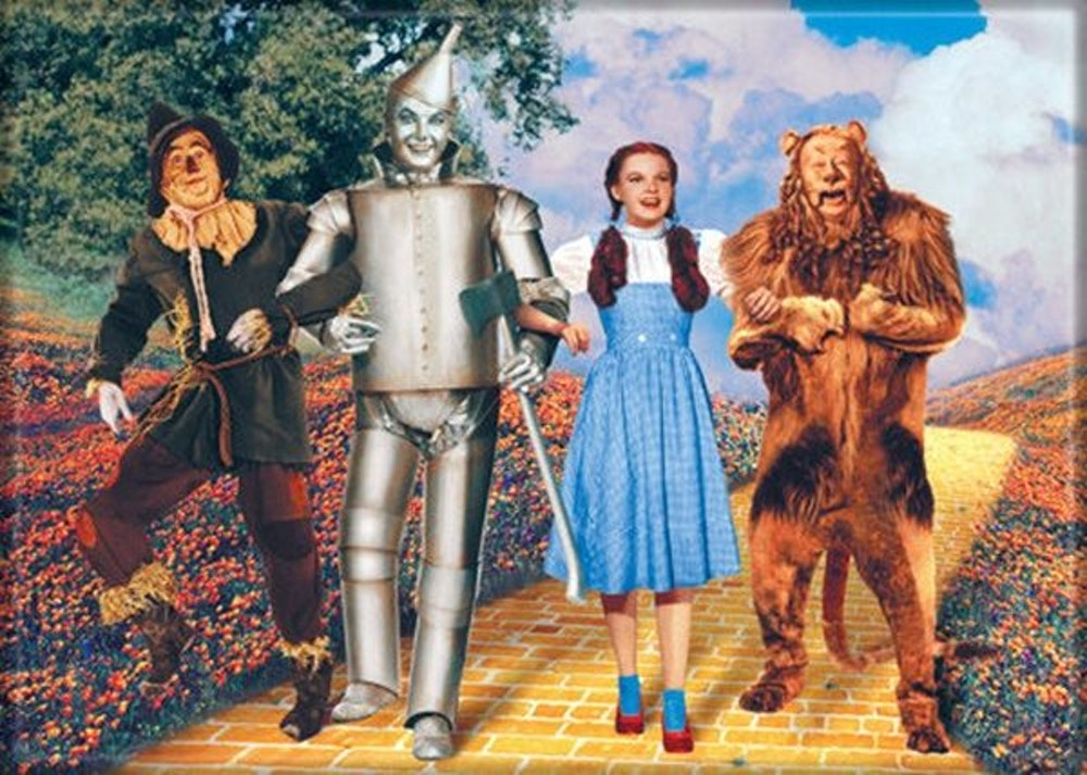 The Not so Wonderful Wizard of Oz