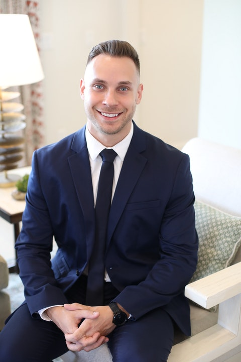 Tyler Fitz:  Focused and Driven Real Estate Professional Image