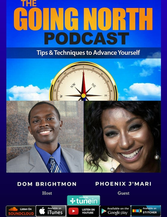 "70 - ""From Grief to Grind"" with Phoenix J Ma'ri"