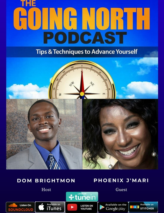 """70 - """"From Grief to Grind"""" with Phoenix J Ma'ri Image"""