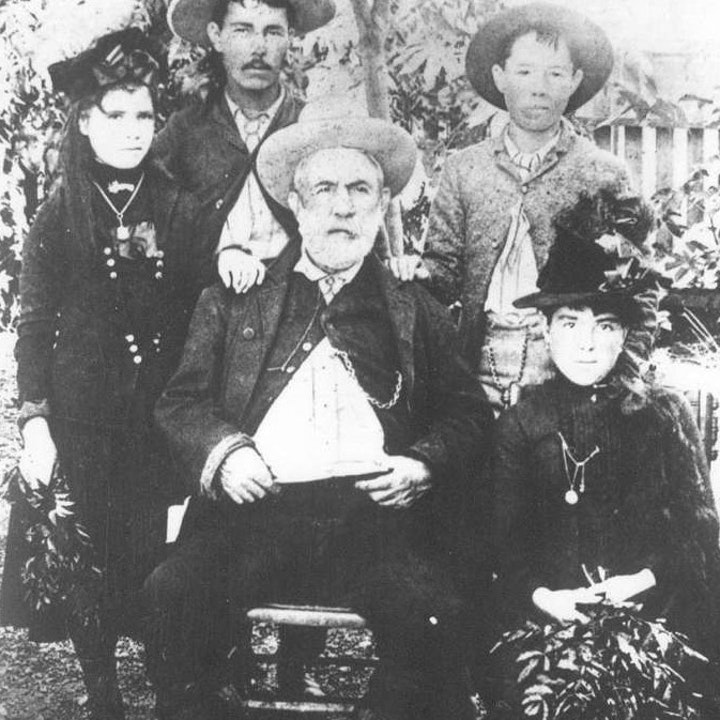 Judge Roy Bean - The Law West Of The Pecos