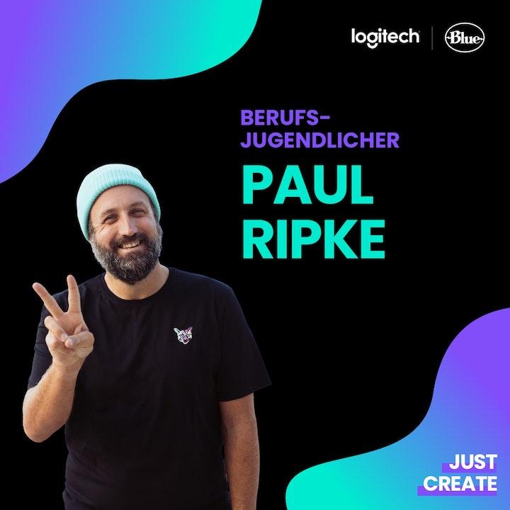Episode image for Paul Ripke, Berufsjugendlicher | Just Create