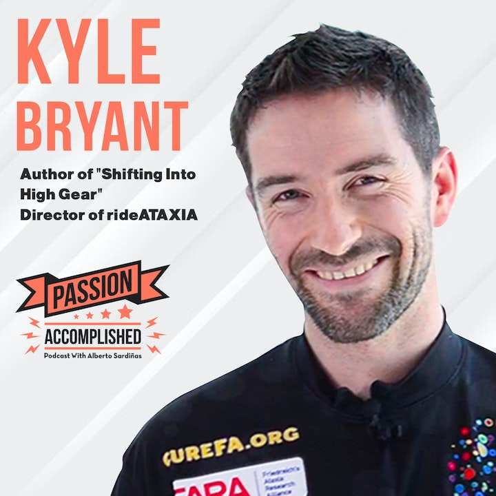 Turning life into an amazing ride with Kyle Bryant