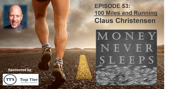 053: 100 Miles and Running - Claus Christensen and Know Your Customer Image