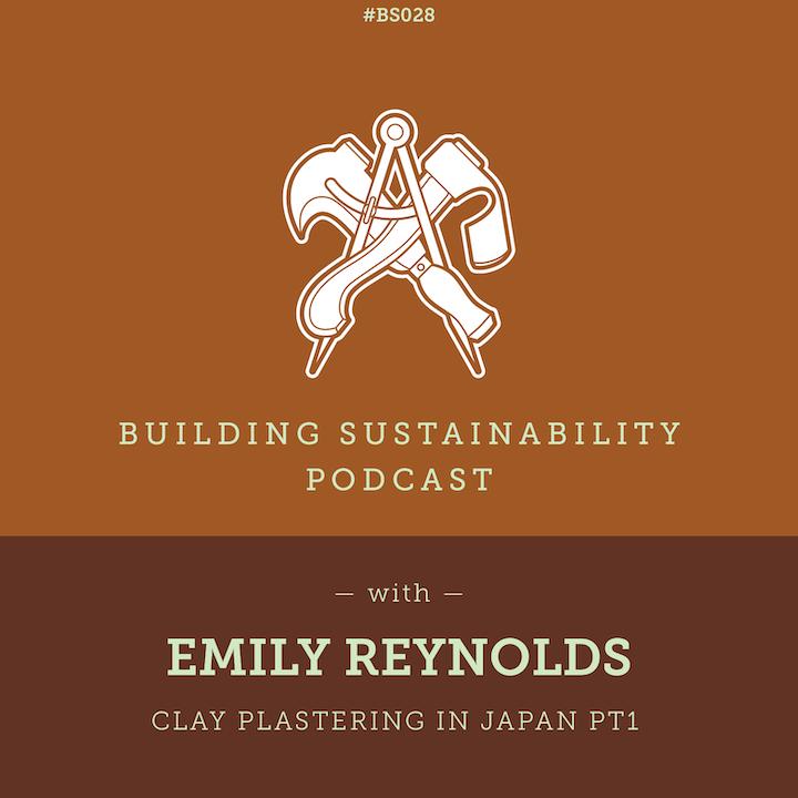 Clay plastering in Japan Pt2 - Emily Reynolds
