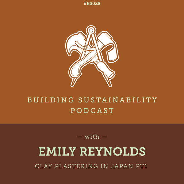 Clay plastering in Japan Pt2 - Emily Reynolds Image