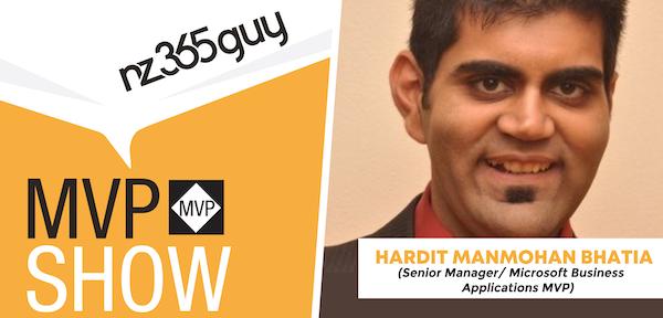 Hardit Bhatia on The MVP Show