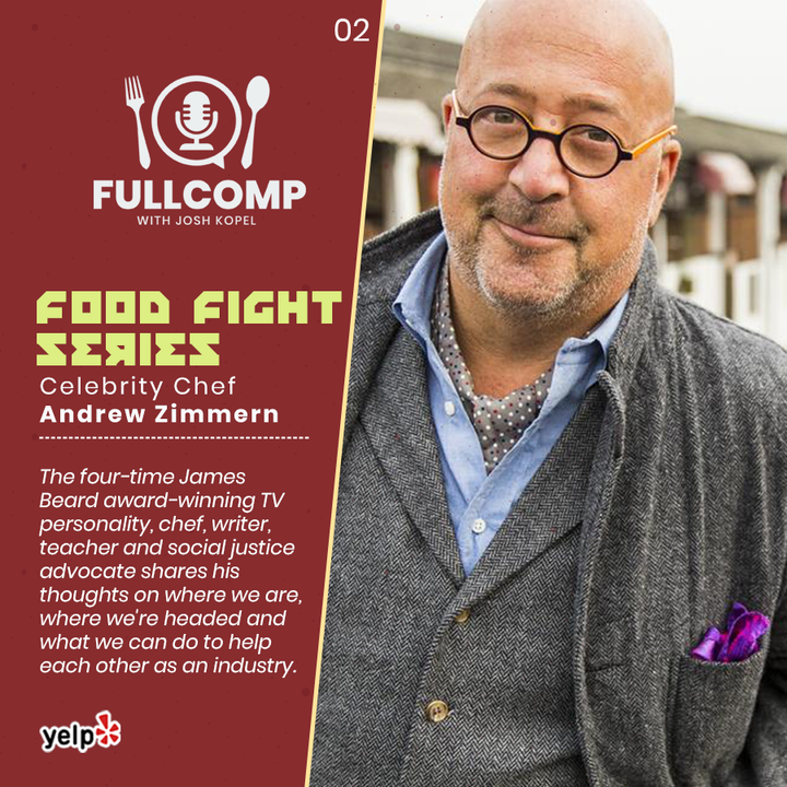 Episode image for Food Fight Series: Celebrity Chef Andrew Zimmern
