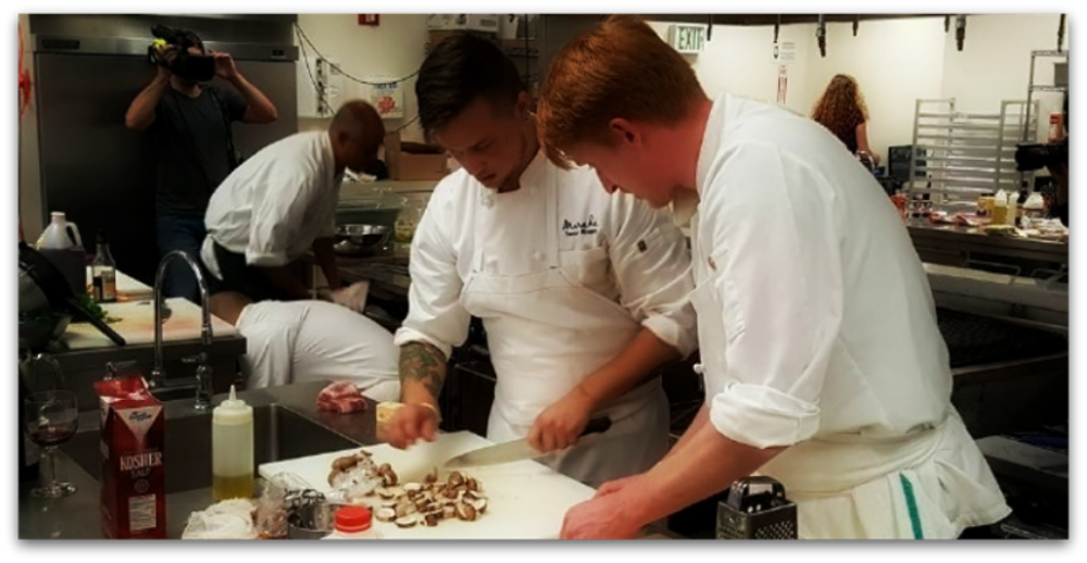 7 Steps to Moving Up the Culinary Ladder