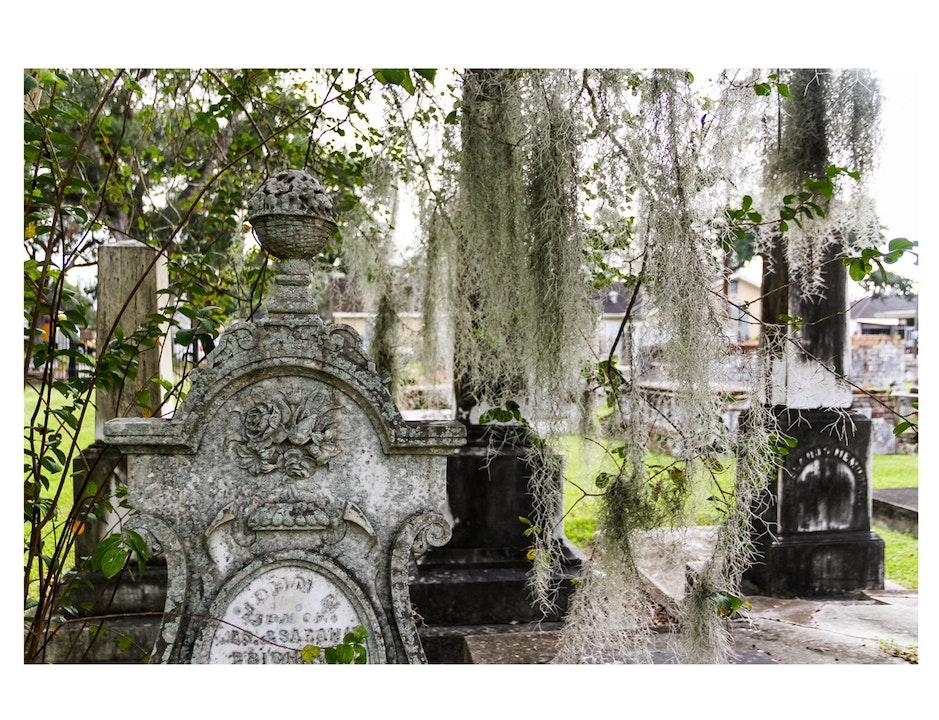 Episode 43 - St. John's Historic Cemetery in Thibodaux, Louisiana