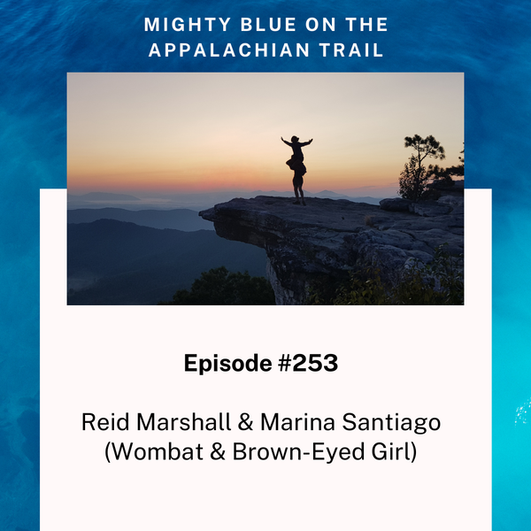 Episode #253 - Reid Marshall and Marina Santiago (Wombat and Brown-Eyed Girl)