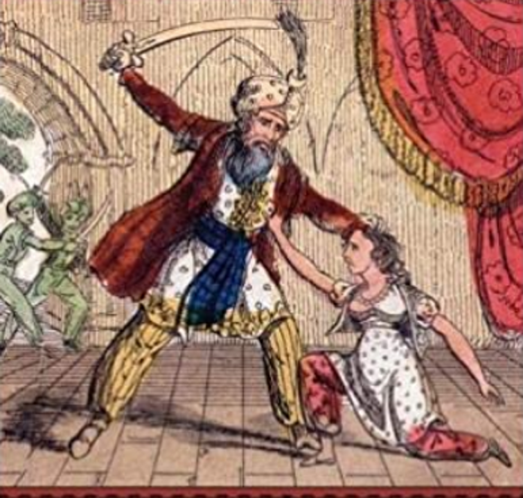Episode 8 - New Year's Day at the New Theatre, 1800