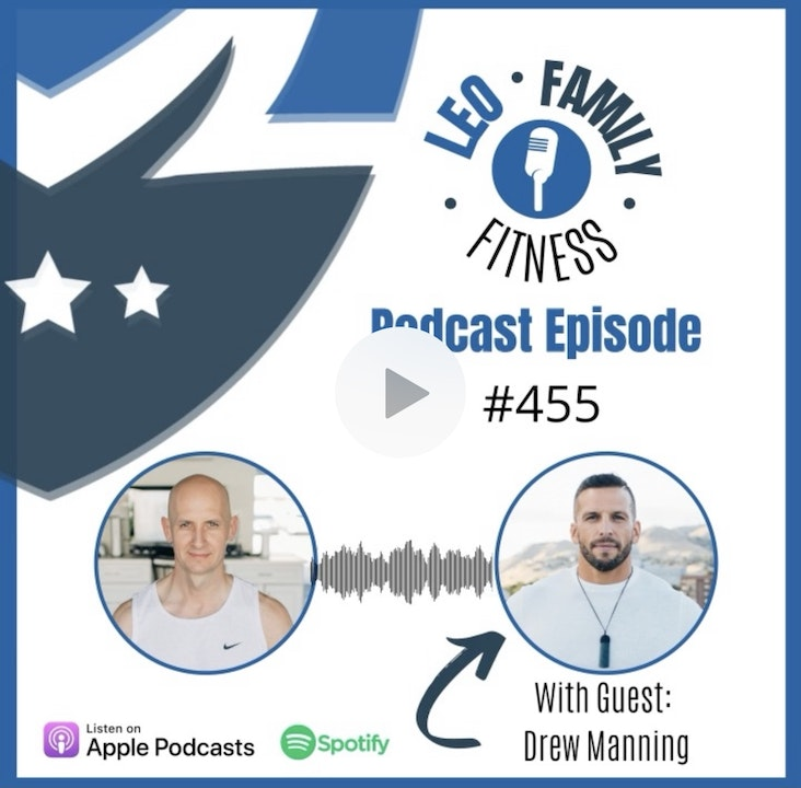 Going From Fit2Fat2Fit with Drew Manning