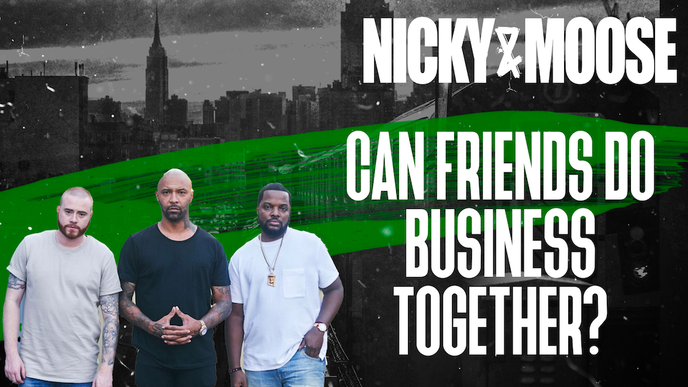 Can Friends Do Business Together?