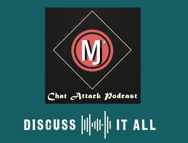 MJ's Chat Attack ep 1 Lockdown Reflections Image