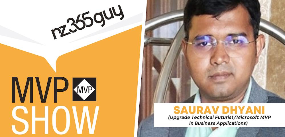 Saurav Dhyani on The MVP Show