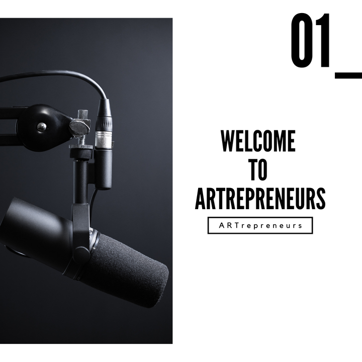 Welcome to Artrepreneurs