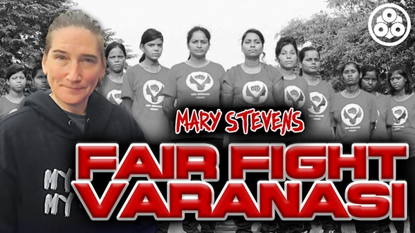 Mary Stevens - Protecting the Most Vulnerable Women in the World Image