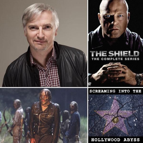Take 24 - Showrunner and writer Glen Mazzara, Walking Dead, The Shield