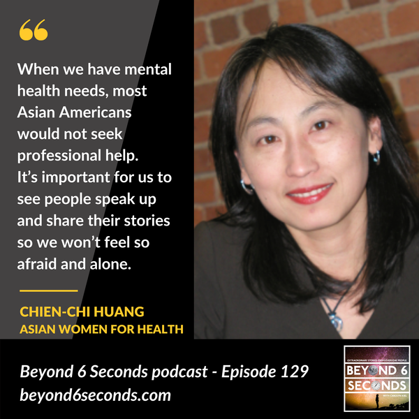 Episode 129: Asian Women for Health – with Chien-Chi Huang
