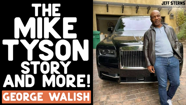 Iron Mike Tyson-1st Rolls-Royce Phantom. North America General Manager tells the tale! Amazing! Image