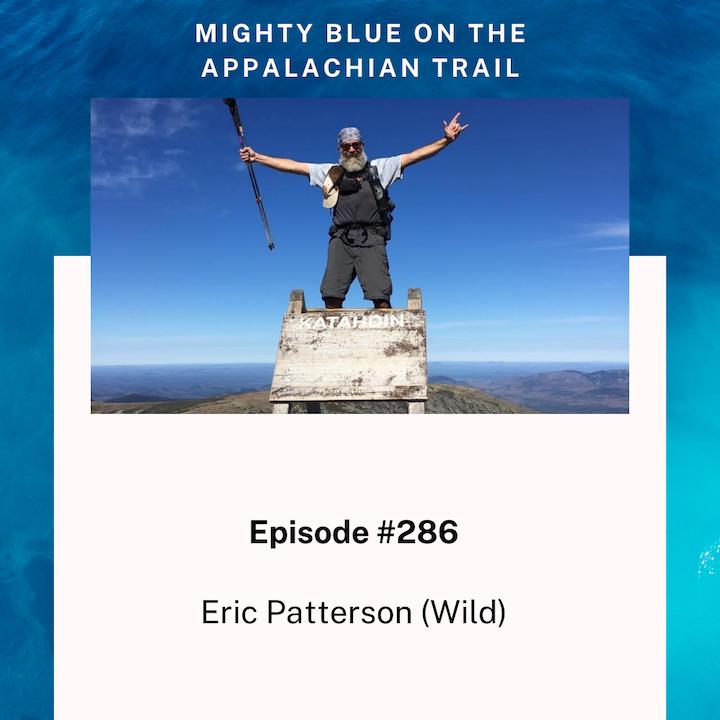 Episode #286 - Eric Patterson (Wild)
