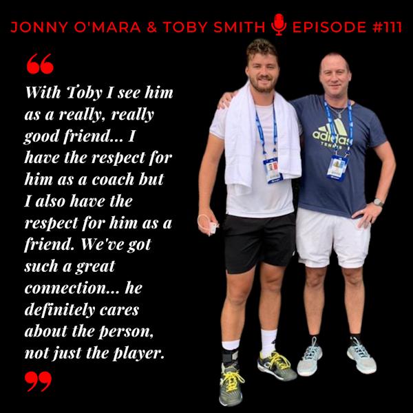 Episode 111: Jonny O´Mara & Toby Smith - Double Trouble